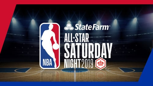 NBA All Star Saturday Night